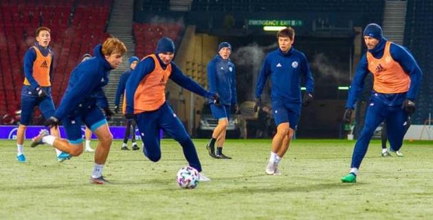 Сборная Казахстана по футболу не смогла перенести сорванный матч на осень