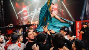"""""""Благодарен всей душой"""". Жалгас Жумагулов обратился к казахстанцам перед дебютом в UFC"""