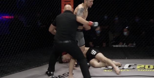 Боец MMA нокаутировал соперника и проиграл