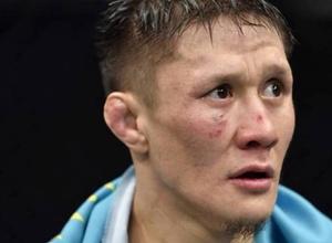 Сколько вместе с гонораром и другими выплатами заработал казахстанец Жумагулов за дебют в UFC
