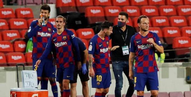 """Барселоне"" предрекли убытки в 100 миллионов евро из-за коронавируса"