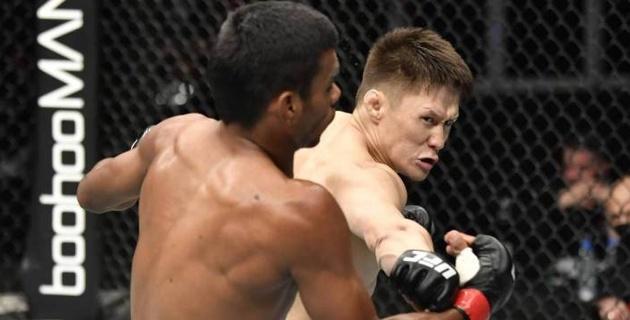 Победы и титулы после неудачного дебюта. Почему Жумагулову не надо расстраиваться из-за первого поражения в UFC
