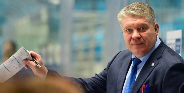 """Генменеджер """"Барыса"""" объяснил выбор нового тренера вместо Скабелки и риски его назначения"""