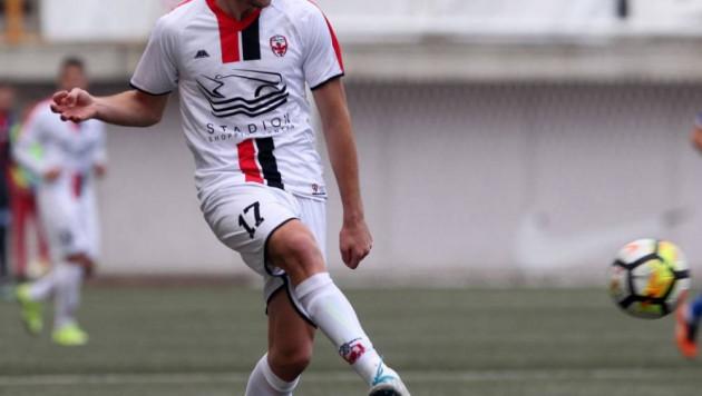 Сербский футболист покинул казахстанский клуб