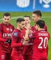 Команда казахстанца Жукова сохранила прописку в элитном дивизионе