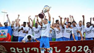 """Экс-тренер """"Тобола"""" привел европейский клуб ко второму подряд чемпионству"""