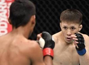 Менеджер казахстанца Жумагулова рассказал о гонораре за дебютный бой в UFC