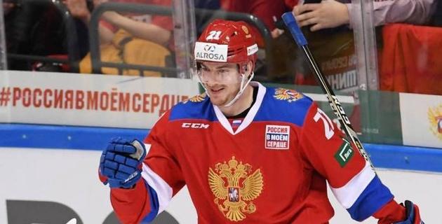 """Соперник """"Барыса"""" по конференции КХЛ подписал олимпийского чемпиона с опытом игры в НХЛ"""