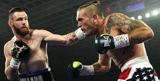Экс-боец UFC нокаутировал второго боксера за 26 дней
