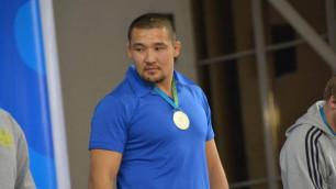 Казахстанский борец получил медаль через восемь лет после Олимпиады в Лондоне