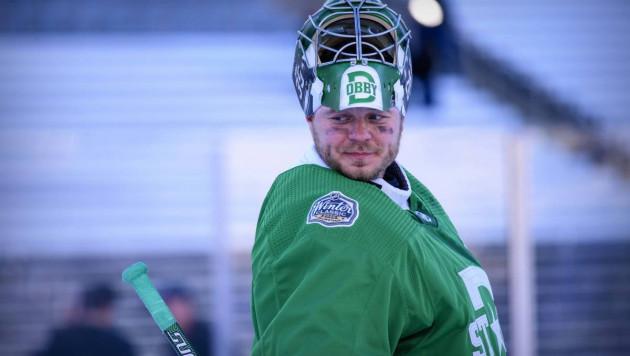Воспитанник казахстанского хоккея включен в рейтинг лучших вратарей НХЛ