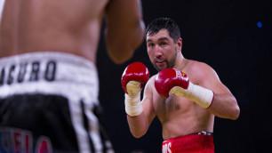 Казахстанец с титулами от WBC, WBA и WBO получил соперника с 27 победами и узнал дату следующего боя