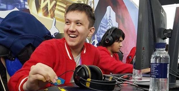 Пора в Virtus.pro? Казахстанец поднялся на 11-е место в индивидуальном рейтинге Европы по Dota 2