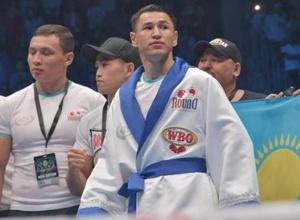 Обладатель титула из Казахстана исключен из рейтинга WBO