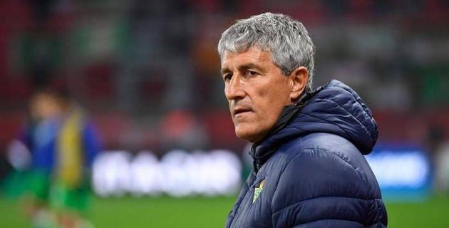 """""""Барселона"""" не станет увольнять тренера до окончания сезона"""
