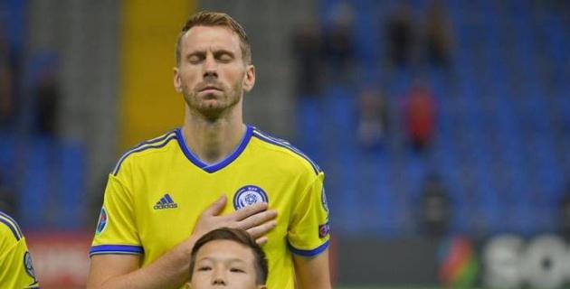 Казахстан и Черногория заключили соглашение о товарищеском матче по футболу