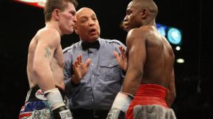 Экс-тренер казахстанского боксера вспомнил свой бой против Мейвезера