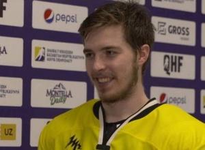 Хоккеист казахстанского клуба подписал контракт в КХЛ