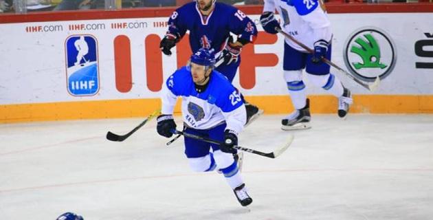 Экс-хоккеист сборной Казахстана остался без клуба после сезона с 34 очками