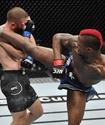Видео полного боя и лучших моментов. Как уроженец Казахстана одержал вторую подряд победу в UFC
