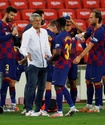 """Футболисты """"Барселоны"""" одобрили нового главного тренера"""