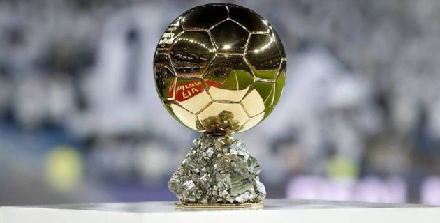 """France Football впервые в истории отменил вручение """"Золотого мяча"""""""