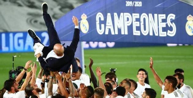 """""""Реал"""" решил предложить Зидану бессрочный контракт"""