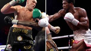 На очереди Головкин? Звезды мирового бокса Фьюри и Джошуа включены в игру-симулятор UFC