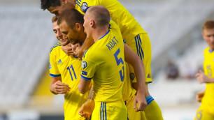 Алматы примет первый домашний матч сборной Казахстана по футболу в Лиге наций