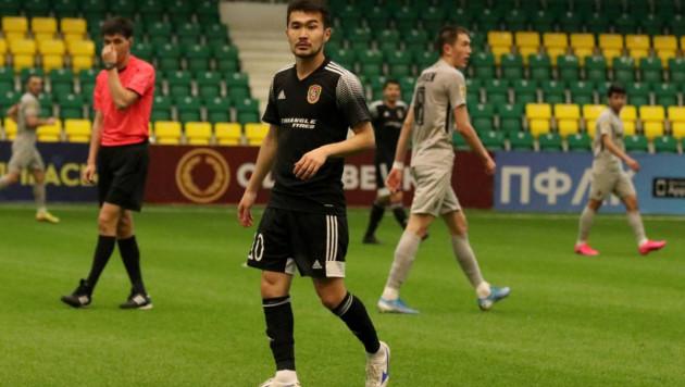 Клуб КПЛ отзаявил казахстанского футболиста с опытом игры в Европе