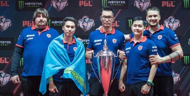 Три года с исторического триумфа по CS:GO. Где сейчас играют победители турнира серии Major из Казахстана