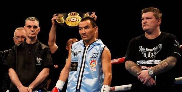 Суперчемпион мира из Казахстана, или кто прокладывал себе боксерский путь через Беларусь