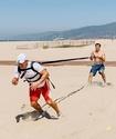 Геннадий Головкин показал тренировки на пляже