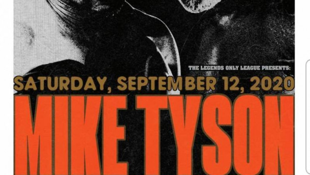 Объявлена дата боя Майк Тайсон - Рой Джонс