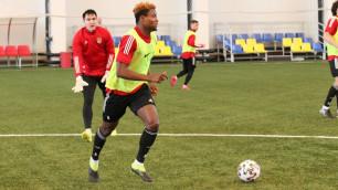 Победитель юношеского ЧМ по футболу нашел новый клуб в Казахстане