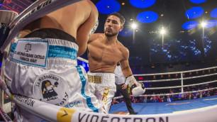 Казахстанец вошел в рейтинг самых талантливых молодых боксеров от ESPN