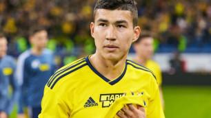 Бахтиер Зайнутдинов вошел в топ-6 самых результативных казахстанцев в истории РПЛ