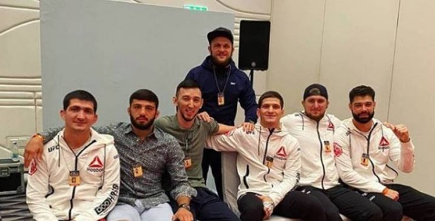 """""""3:0 в UFC!"""". Казахстанский менеджер прокомментировал победу своего небитого бойца"""