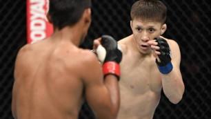 Жалгас Жумагулов высказался о главном бое турнира на Бойцовском острове UFC