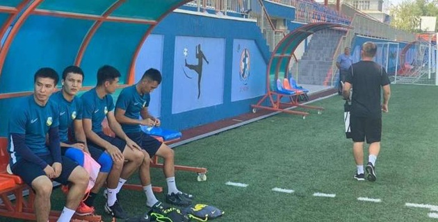 Новичок КПЛ прибыл в Алматы для подготовки к возобновлению сезона