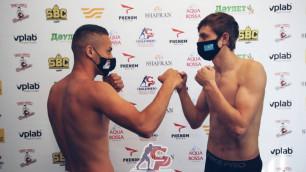 Казахстанский боксер дебютировал в профи с нокаута после четырех нокдаунов