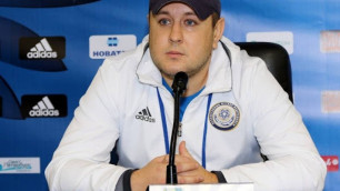 Открывший Сейдахмета тренер узнал из СМИ о своем увольнении из сборной Казахстана