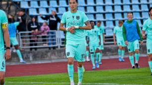 Тренер зарубежного клуба решил судьбу казахстанского футболиста за участие в бунте