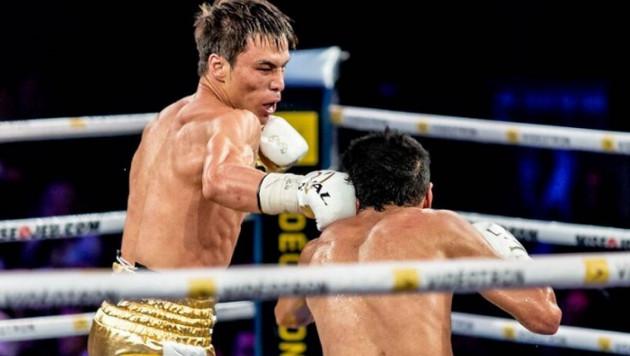Один из лучших боев. Как Джукембаев в Канаде разобрался с экс-чемпионом мира