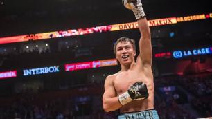 Джукембаев анонсировал дебют в США против боксера топ-уровня