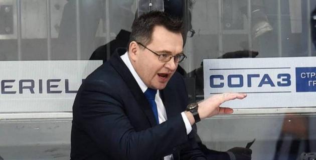 """Назаров вызвался возглавить соперника """"Барыса"""" по конференции КХЛ"""