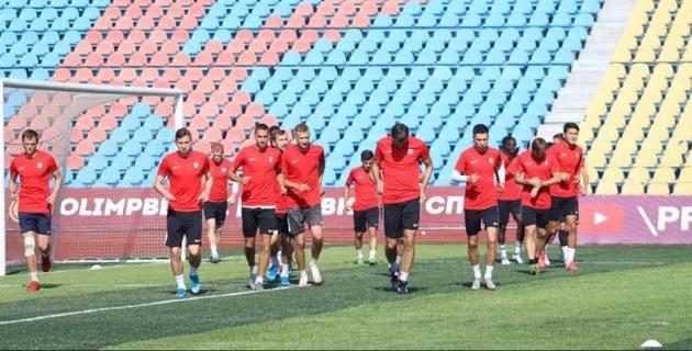 Еще один клуб КПЛ прибыл в Алматы для подготовки к возобновлению сезона