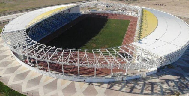 На зависть клубам КПЛ. Что за красавец-стадион достраивают в Казахстане