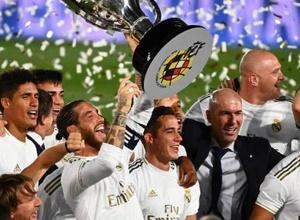 """""""Реал"""" остался самым дорогим брендом в футболе"""