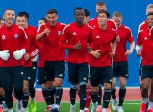 Участник Лиги Европы от Казахстана проиграл клубу первой лиги